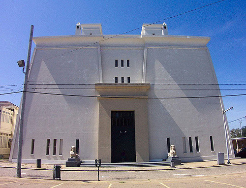 The Mainstage Performances of The Devil and Daniel Webster and Suor Angelica will be held at The Temple Downtown - 351 St. Francis Street